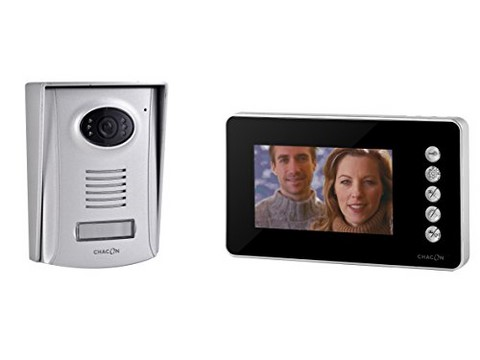 Vidéophone sans fil Chacon
