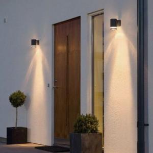 Entrée maison luminaire